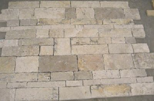 Travertine Walling Stone
