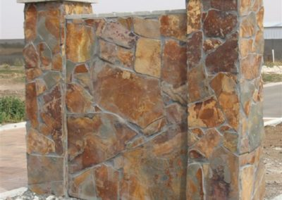 Random Stone Wall Rustica Kakadu